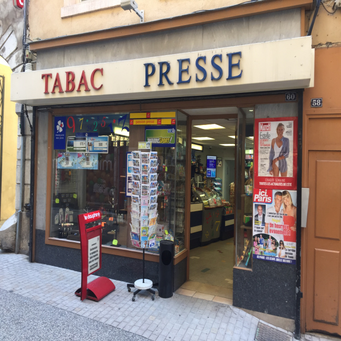 Vente Immobilier Professionnel Local commercial Vienne (38200)